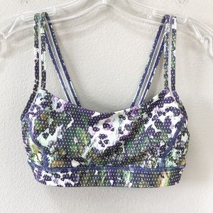 Lululemon | Straight Up Bra Floral Sport 4